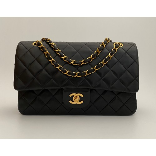 Chanel Timeless 25 double flap...