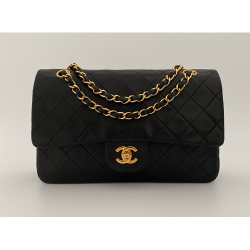 Chanel Timeless double flap...