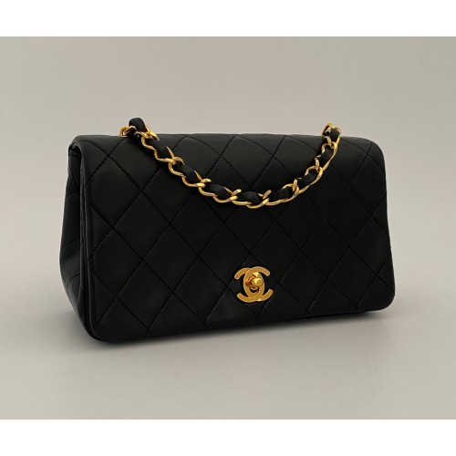 Chanel mini black vintage