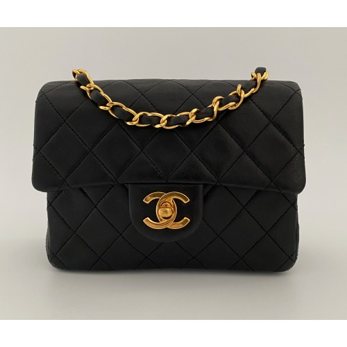 Chanel Timeless mini black...